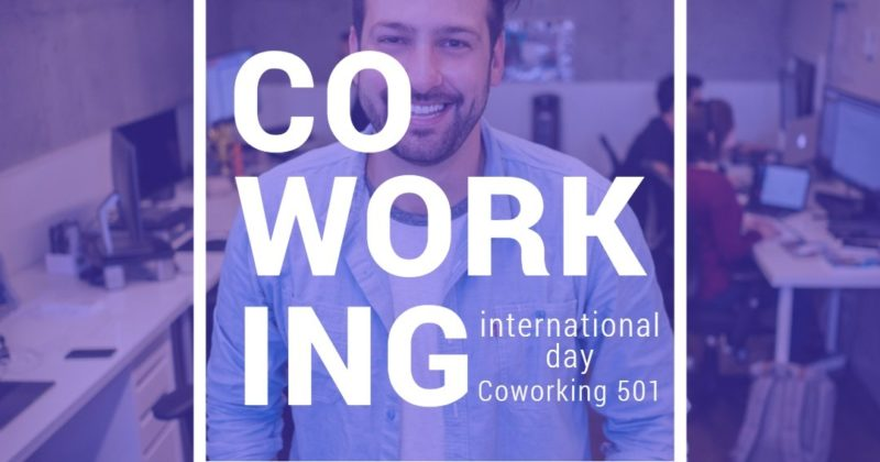 International Coworking Day!