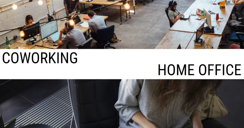 Coworking x Home Office