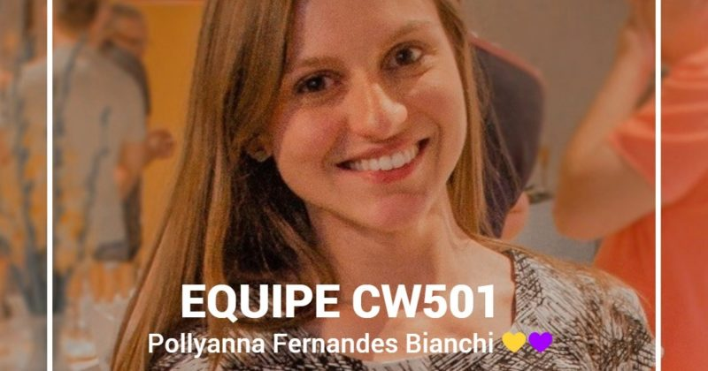 Equipe CW501: Polly!