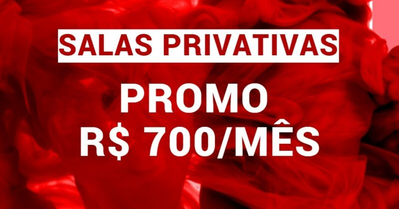 PROMO Salas Privativas!